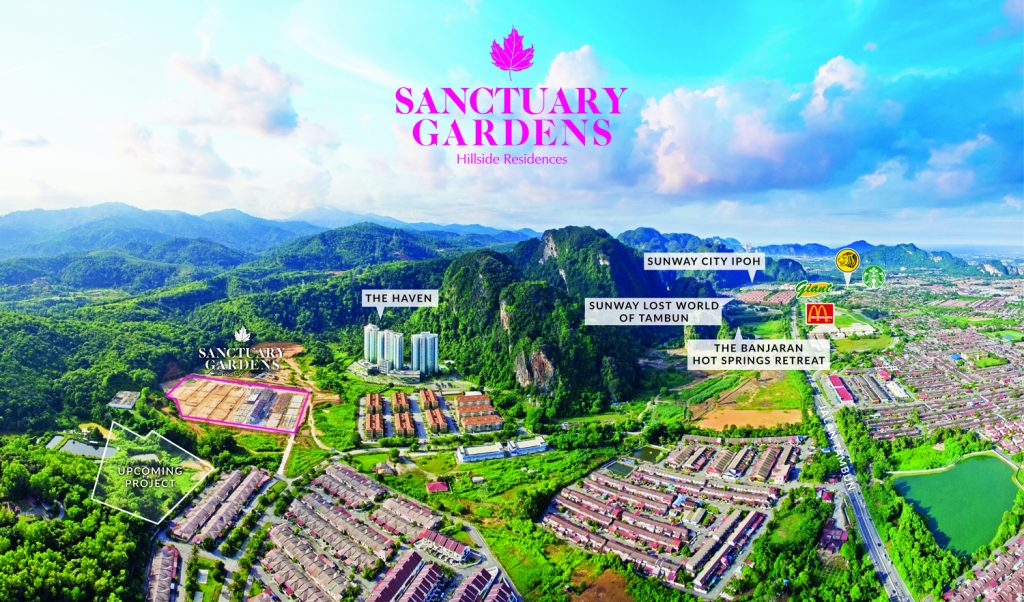 ... Future Development Land Zoned For Mixed Commercial Use In Near  Proximity To Sanctuary Gardens. Additional Catchment Areas Will Soon Bloom  Nearby, ...